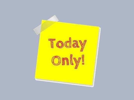 Todays deal
