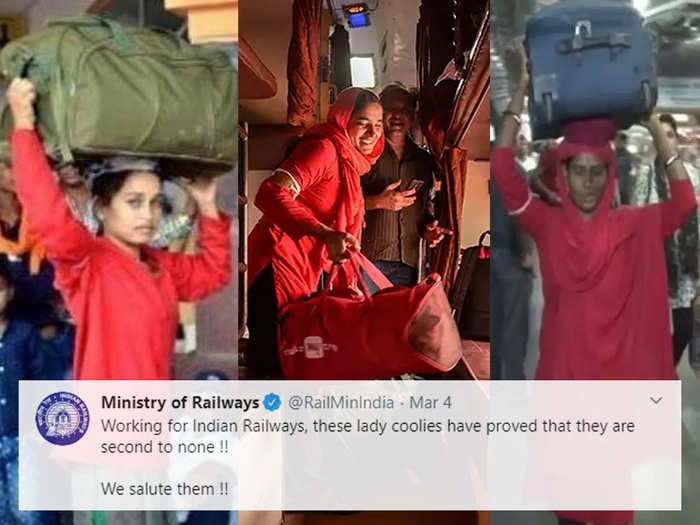 story of women coolies whose photos tweeted by ministry of railways stirred controversy on twitter