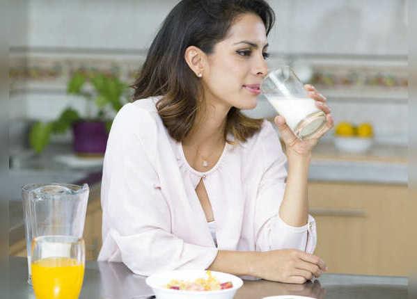 दूध और डेयरी प्रॉडक्ट्स