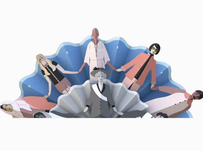 Google खास Doodle के साथ मना रहा Womens Day, बनाया ऐनिमेटेड विडियो