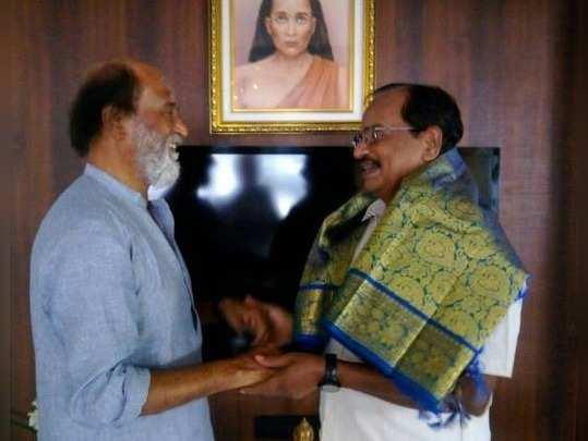 ரஜினியா, வைகோவா... யார் முதல்வர்
