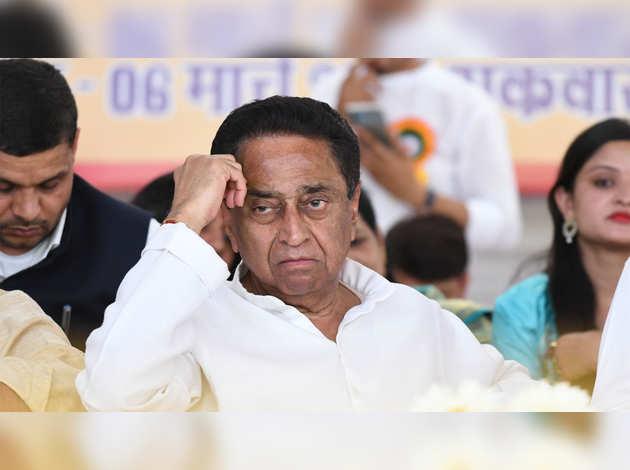 मध्य प्रदेश में राजनीतिक संकट गहराया, सभी 16 मंत्रियों ने सीएम कमलनाथ को सौंपा इस्तीफा