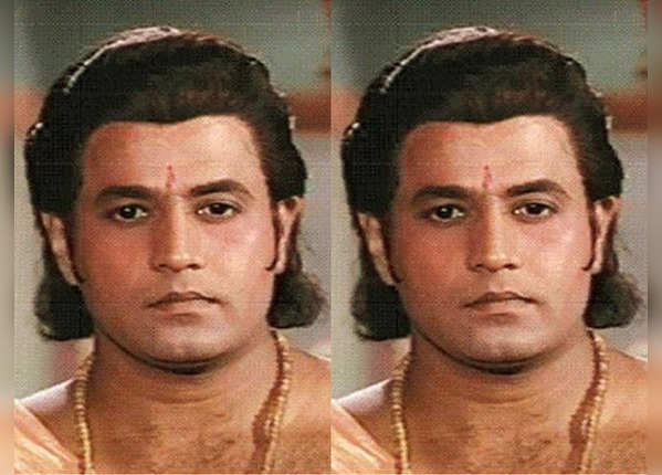 रामानंद सागर ने 'राम' अरुण गोविल को कर दिया था रिजेक्ट