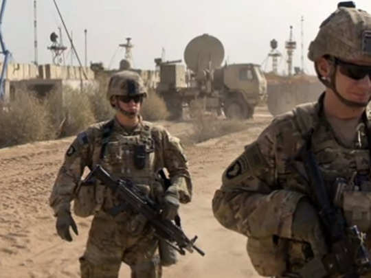 us troops attacked