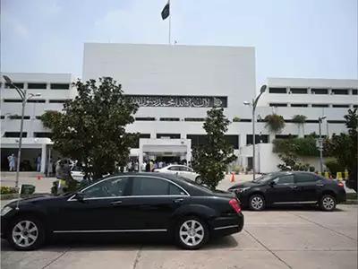 फाइल फोटो: पाकिस्तान संसद