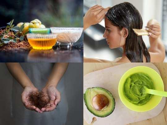 5 homemade hair masks to treat hair loss hair fall