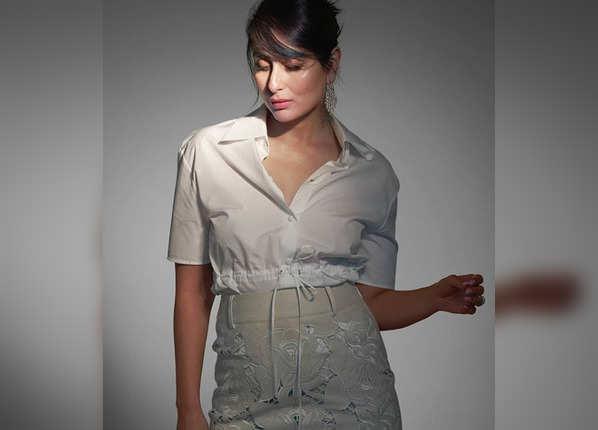 सेम शर्ट पैटर्न लेकिन डिफरेंट स्कर्ट स्टाइल