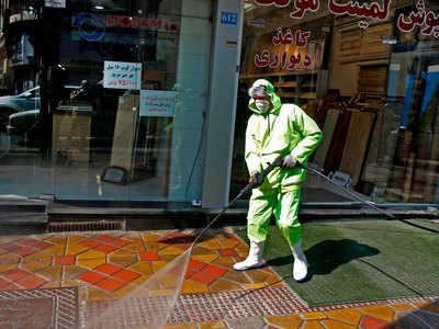 ईरान में कोरोना के मामले काफी तेजी से बढ़ रहे हैं।