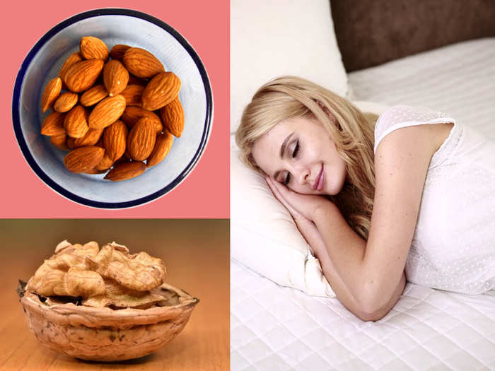 6 foods eat before bed in night to enhance sleep quality and prevent insomnia symptoms