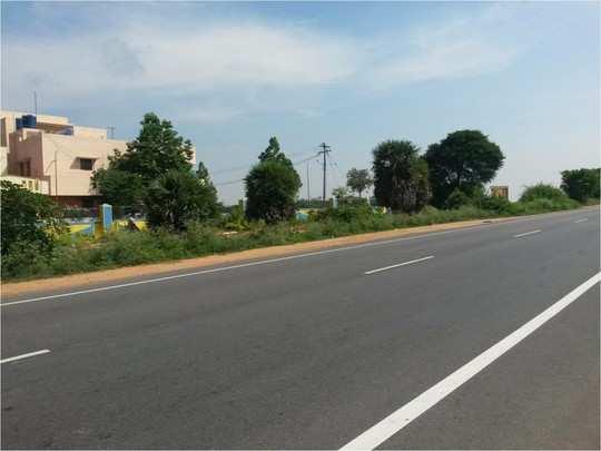 தருமபுரி ஓசூர் இடையே அமையும் புதிய 4 வழிச்சாலை