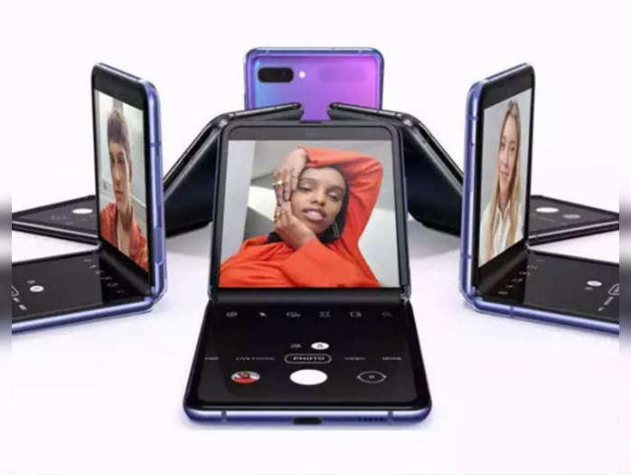सबसे महंगा Samsung Galaxy Z Flip ऐमजॉन पर उपलब्ध