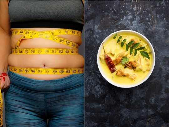 how besan kadhi is good for weight must read its health benefits