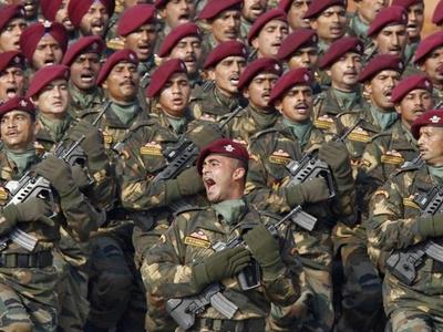 दुनिया की सबसे बड़ी पैदल सेना बनी भारतीय सेना