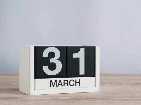 have you finished these 10 financial tasks? if not, then do before 31 march