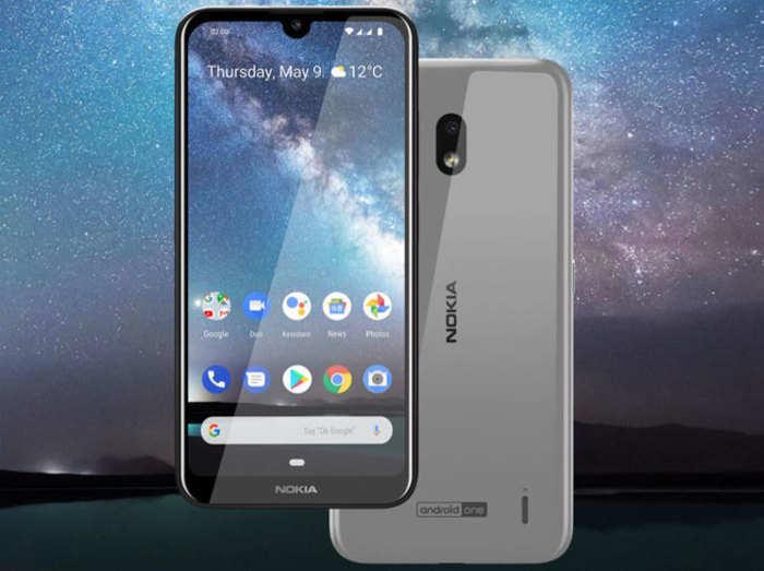 Nokia 2.2 को बड़ा अपडेट, यूजर्स को मिलेंगे कई धांसू फीचर