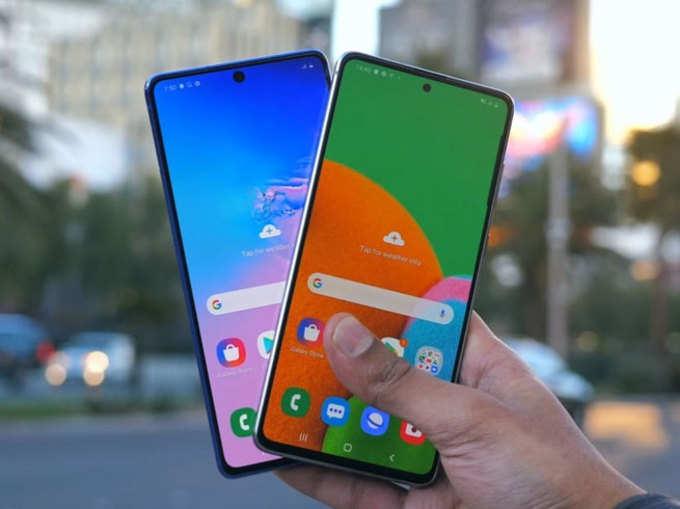 शाओमी, रियलमी, सैमसंग... ये हैं नए धांसू स्मार्टफोन