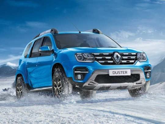 2020 Renault Duster BS6