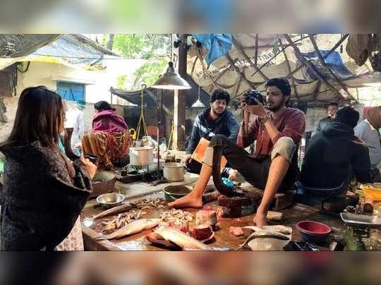 শ্যুটিংয়ে ব্যস্ত পরিচালক