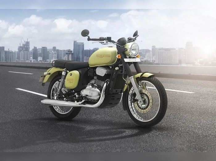 Jawa 42 Bike