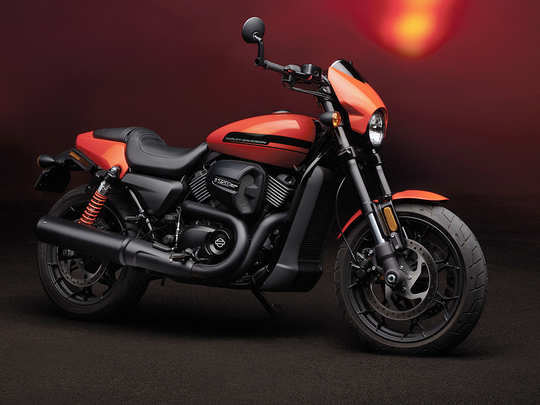 BS6 Harley-Davidson Street Rod 750