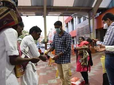केरल में कोरोना को लेकर विशेष अभियान चलाया जा रहा