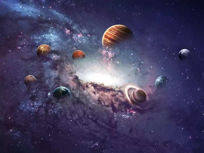 planetary position