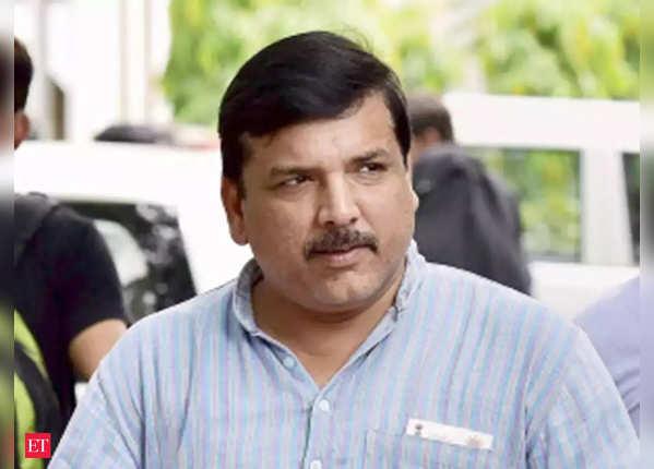 AAP सांसद संजय सिंह