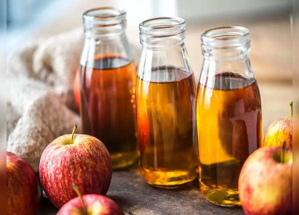 पेशाब की जलन का घरेलू उपचार है सेब का सिरका