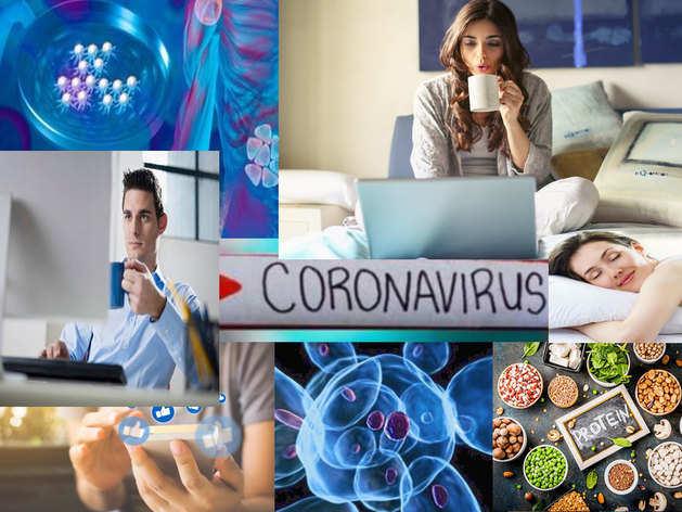 वायरस हारेगा इम्यूनिटी बढ़ेगी, घर में रहने के दौरान ऐसा होना चाहिए आपका शेड्यूल