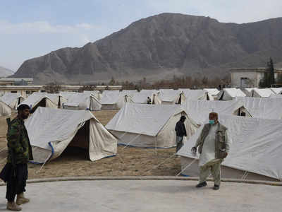पाकिस्तान में लगे हैं कैंप्स