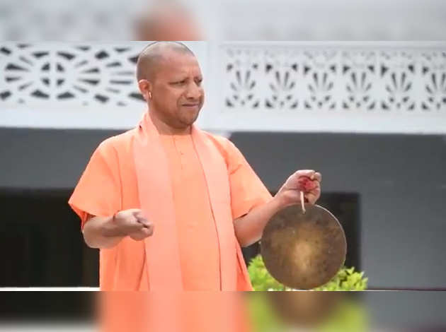 CM Yogi Adityanath expresses gratitude to those engaged in essential services during Corona transition