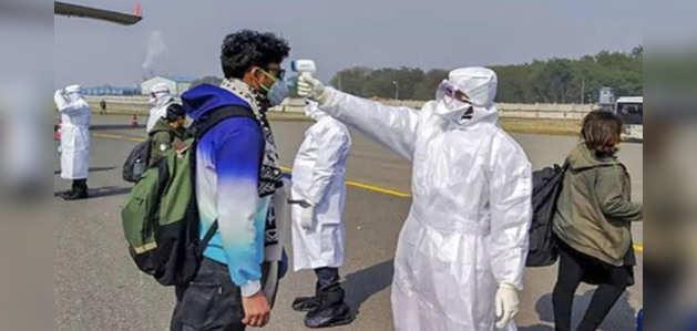 भारत में कोरोना वायरस से पीड़ित लोगों की कुल संख्या बढ़कर 396 तक पहुंची