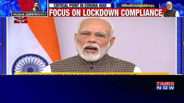 india under 3 week lockdown says pm narendra modi