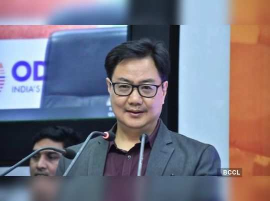 Urge our athletes not to lose heart: Sports Minister Kiren Rijiju on Tokyo olympics postponement