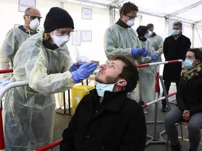अब अमेरिका में कोरोना वायरस का कहर