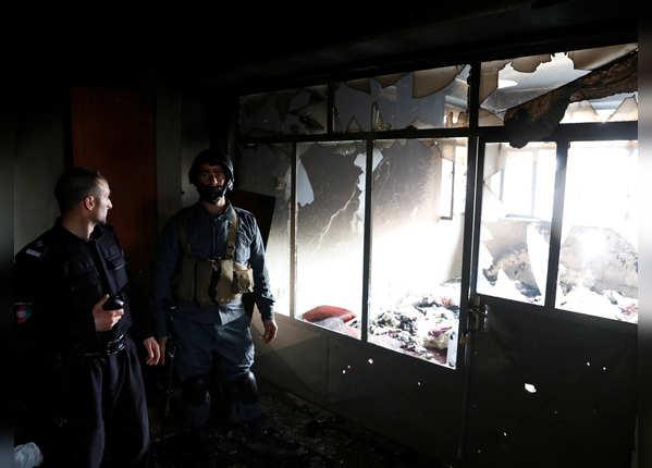 ISIS ने 6 घंटे मचाई तबाही