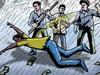 कोरोना का खौफ: 'होम आइसोलेशन' की नसीहत, युवकों ने डंडों से पीटकर मार डाला