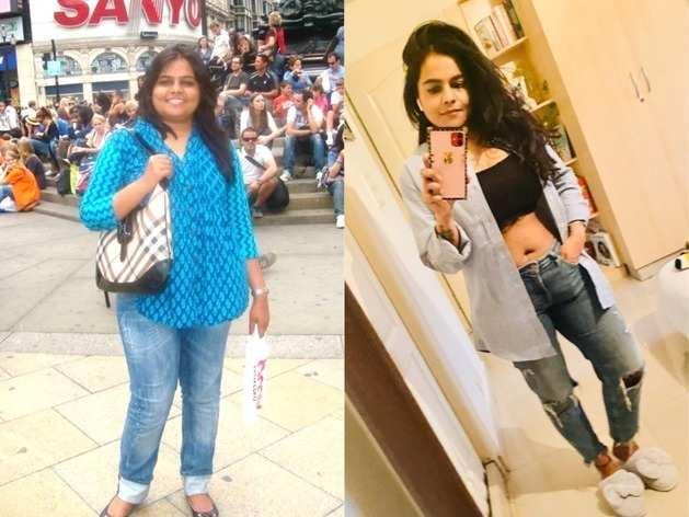 Weight loss story: कभी 82 Kg था वजन, अब अपनी उम्र से आधी दिखती है ये लड़की, जानें कैसे पाया टोन्ड फिगर