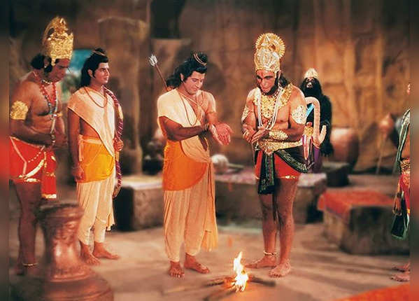 रामानंद सागर की 'रामायण'