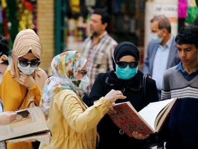 इराक में कोरोना संक्रमण के बढ़े मामले
