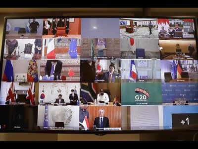 G20 देशों की बैठक