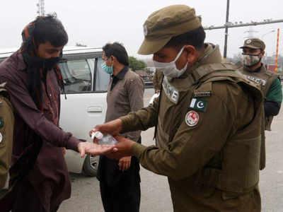 पाकिस्तान में कोरोना का कहर
