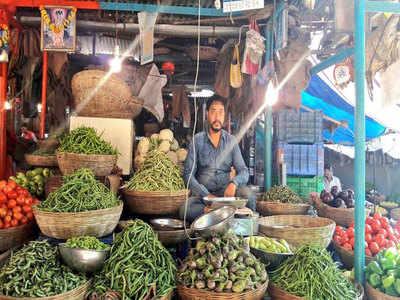 सब्जी विक्रेता (फाइल फोटो)