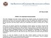 Covid-19: ICAI ने स्टूडेंट्स को दी बड़ी राहत, पढ़ें नोटिस