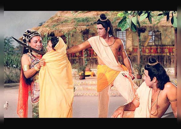 रामायण ने शुरू किया ट्रेंड