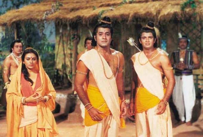 रामायणातील कलाकार सध्या कसे दिसतात!