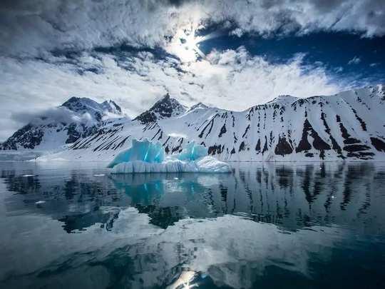 antarctica corona