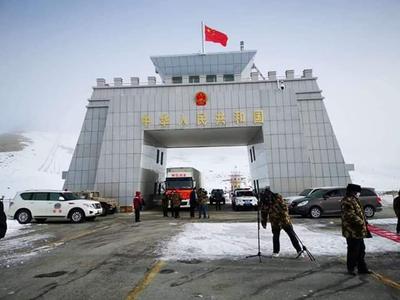 चीन ने पाकिस्तान भेजी चिकित्सा सहायता