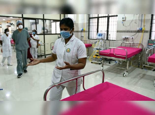 COVID-19: भारत में अब तक कोरोना के 800 से ज्यादा मामले, 43 पीड़ित विदेशी