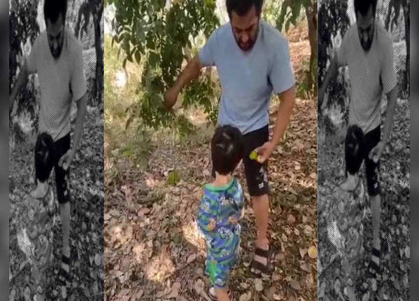 सलमान को है बच्चों से प्यार